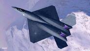 YF-23 ACX Flyby 5