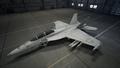 FA-18F AC7 Color 4 Hangar