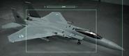 F-15C Osea color Hangar