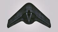X-49 Night Raven Hangar