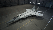 MiG-31B AC7 Color 5 Hangar