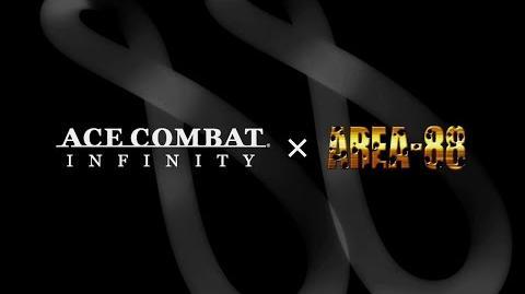 Area 88 Collaboration Event Trailer (JP)