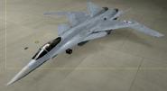 X-02 Soldier color hangar