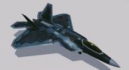 F-22A Event Skin -02 Hangar