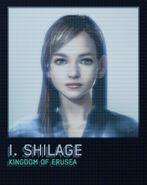 Ionela Shilage Official Portrait