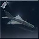 MiG-21bis Event Skin 01 Icon