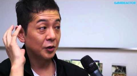 Ace Combat 7 - Kazutoki Kono Interview