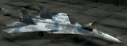 Su-35 ISAF color Hangar