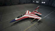 F16C AC7 Patriot Hangar