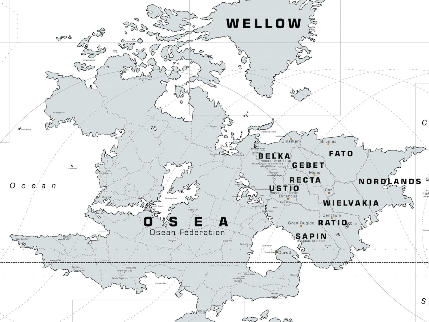 Picture of: Osea Continent Acepedia Fandom
