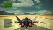 Ace Combat 6 ACE Hunt RYTSARY (The Moloch Desert)