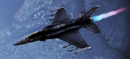 F-16F Event Skin 01 Flyby