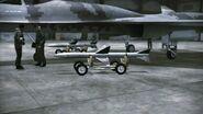 YF-23 SAAM