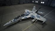 FA-18F AC7 Color 3 Hangar