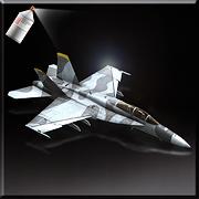 FA-18F Event Skin 01 - Icon