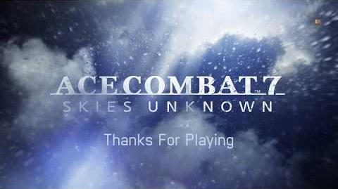 Ace Combat 7 Skies Unknown PS4 Gameplay - Mission 7 Walkthrough (also on Xbox One and PC)