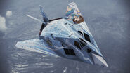 F-117A -YUKIHO- Front