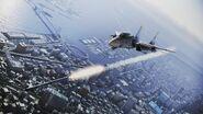 F-14A Infinity Firing