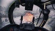 MI-24 cockpit