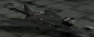 F-117A ISAF color Hangar