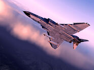 F-4E Phantom underside ACZ