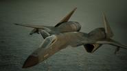 空戰奇兵7 未知天際 ADFX-01