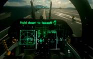 VR Demo Takeoff Cockpit 2