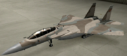 F-15E Mercenary color hangar