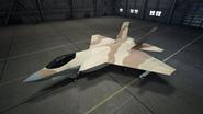 F-35C AC7 Color 2 Hangar
