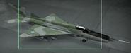 MiG-21-93 Osea color Hangar