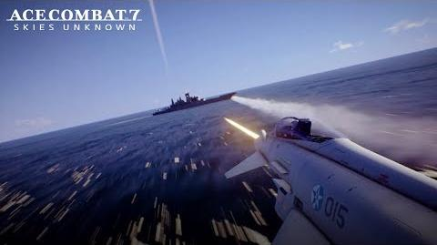 Ace Combat 7 Skies Unknown - PS4 XB1 PC - UK PlayStation Trailer