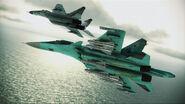 ACAH Su-34 with Fulcrum