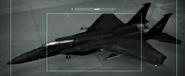 F-15C Razgriz color Hangar