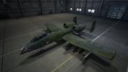 A-10C AC7 Color 2 Hangar