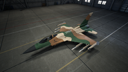 F-16C AC7 Color 2 Hangar