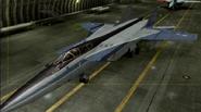 MiG-31 Soldier color hangar