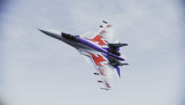 Su-33 Event Skin 01 Flyby