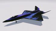 YF23 AC Skin 2 Hangar