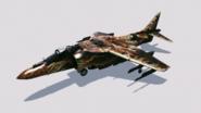 AV8B Inferno Skin Hangar