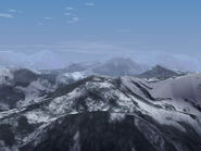 Lambert Mountains in Ace Combat 3