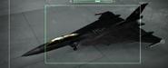 F-16XL Razgriz color Hangar