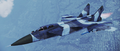 MiG-31B Event Skin -01 Flyby