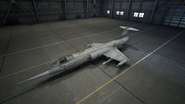 F-104C AC7 Color 6 Hangar