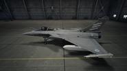 RafaleM AC7 Spare Hangar