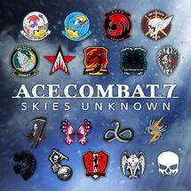 25th Anniversary Emblem Set