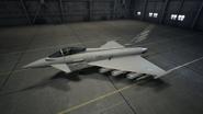 Typhoon AC7 Spare Hangar