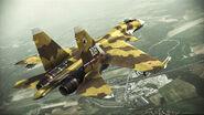 ACAH Su-37 Color 1 Flyby 3