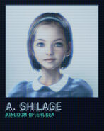 Alma Shilage Official Portrait