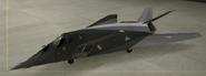 F-117A Knight color hangar
