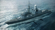 Destroyer AC6